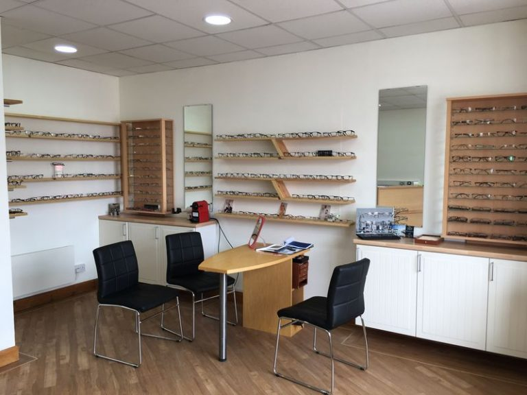 Opticians In Leyland