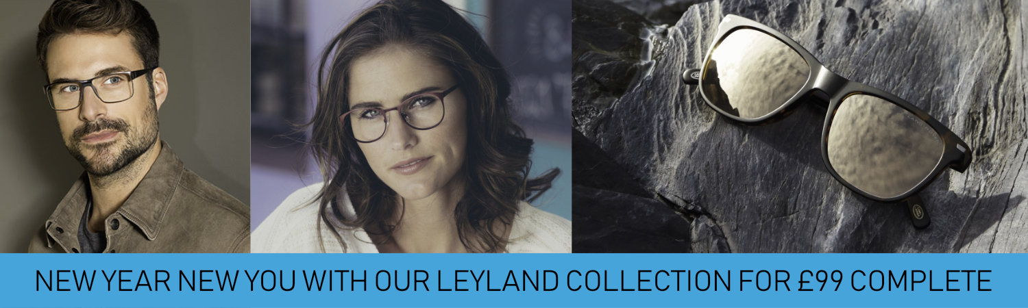 Leyland Glasses Collection For 99